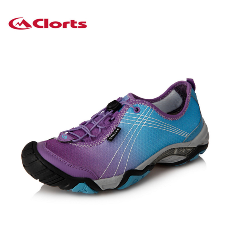 Clorts Women Aqua Shoes Upstream Sport Water Shoes Quick-dry Wading Sneakers Female Breathable Outdoor Aqua Water Shoes 3H020C peak sport men outdoor bas basketball shoes medium cut breathable comfortable revolve tech sneakers athletic training boots