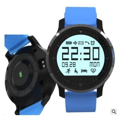 2017 F88 Bluetooth font b Smart b font Watch Sport Wristwatch Smartwatch Heart Rate Monitor for