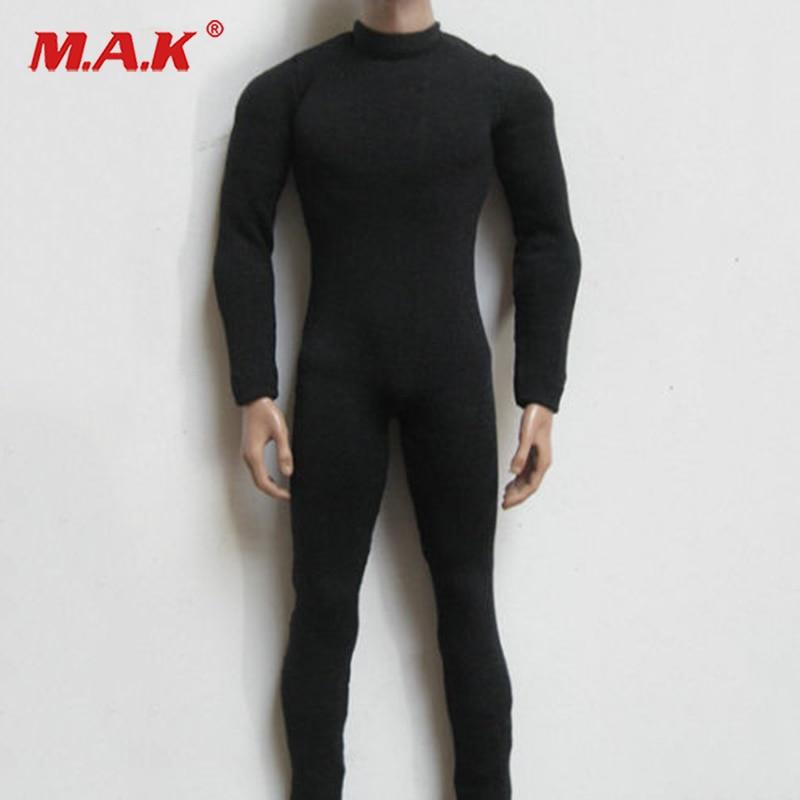 купить 1/6 Male Slim Tight Stretch Leotard Clothing Set For 12