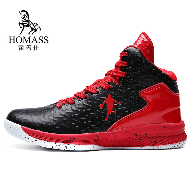 Man High-top Jordan Basketball Shoes Men's Cushioning Light Basketball Sneakers Anti-skid Breathable Outdoor Sports Jordan Shoes man light jordan basketball shoes breathable anti slip basketball sneakers men lace up sports gym ankle boots shoes basket homme