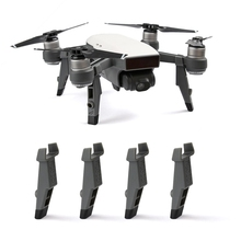 Extended Landing Gear Protectors for Drone