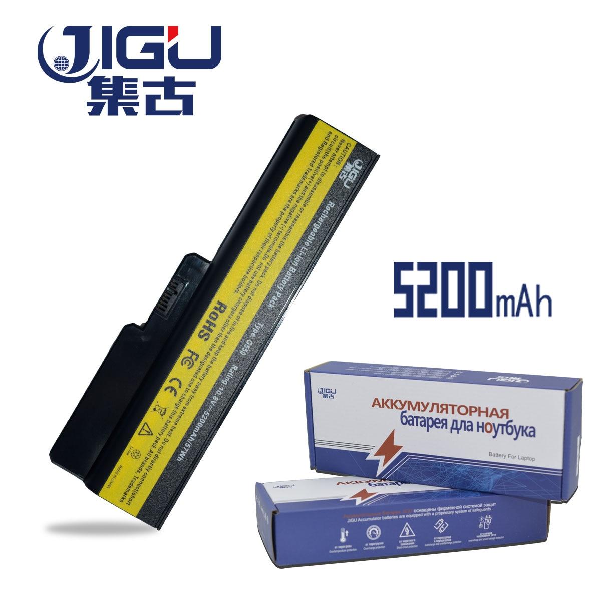 JIGU batería del ordenador portátil para IBM Lenovo 3000 G455 para Lenovo N500 G550 IdeaPad G430 V460 Z360 B460 V460D L08S6Y02 L08S6D02 L08L6Y02