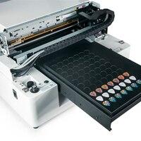 multipurpose business card printing machine uv glass printing machine