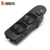 WINDOW LIFTER SWITCH FOR MITSUBISHI CARISMA FRONT LEFT 5 BUTTONS MR740599