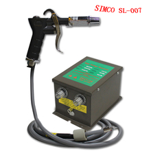 SIMCO SL-007 High Voltage Generator Power Static Eliminator + SL-004 ESD Ionizing Air Gun Blower 110V or 220V