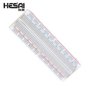 Image 2 - Breadboard 830 Point Solderless PCB Bread Board MB 102 MB102 Test Develop DIY