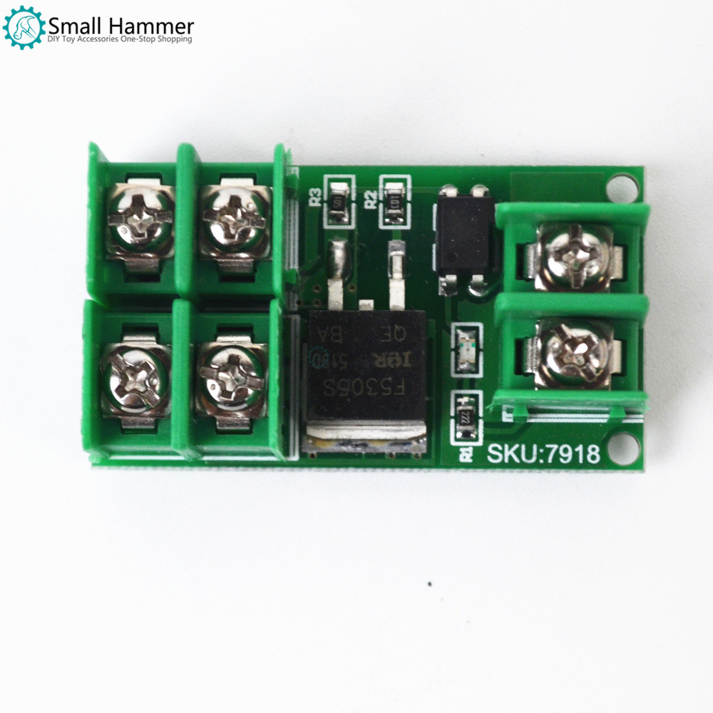 MOS Tube Module FET Drive Module PWM Switch Control Board High Power