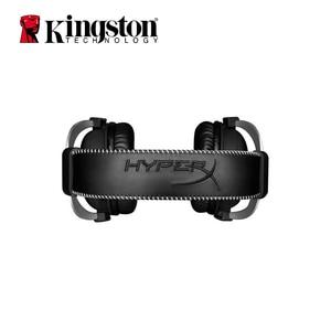 Image 4 - Auriculares Kingston Gaming con micrófono HyperX Cloud Pro, auriculares plateados de 3,5mm, gemelos de teléfono, teléfono móvil