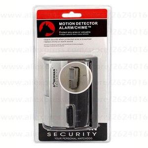 Image 5 - Doberman Security Motion Sensor Home Security Alarm Sensor Detector Infrared Motion Alarm Chime IR Doorbell Alarm Welcome Chime