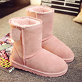 2016 Sales Of The Most Popular Hot Winter Boots Women Ug Australia Boots Women Slip Warm Women's Boots in The Snow Size 35-40