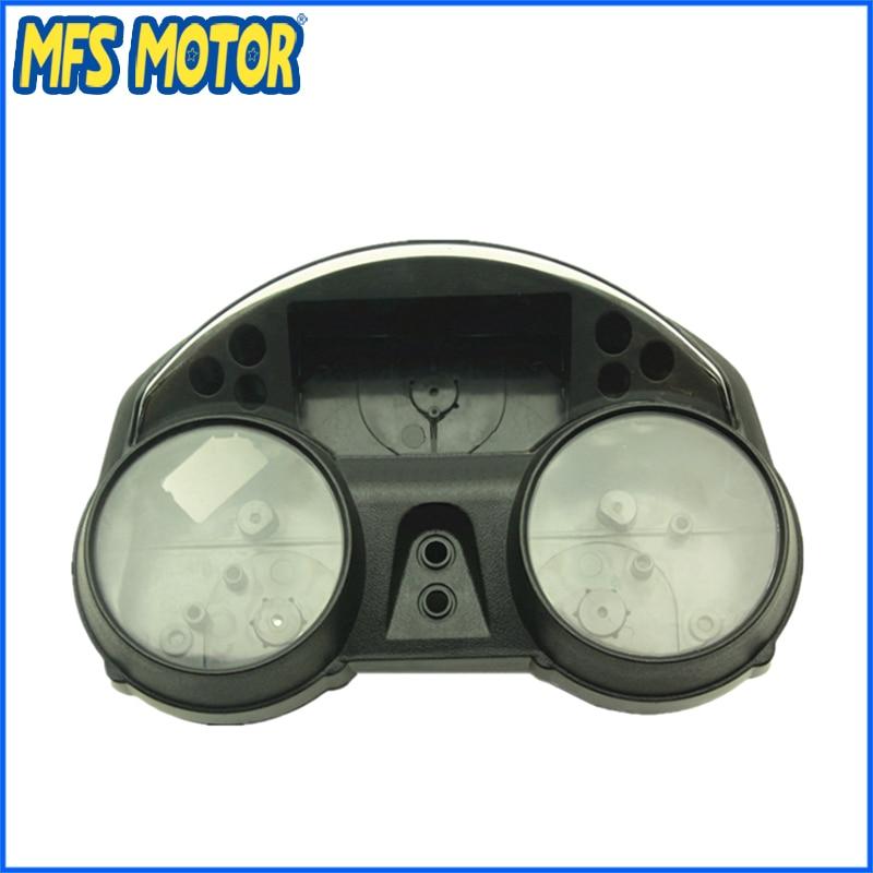 Motorcycle SpeedoMeter Gauge Tachometer Clock Case Cover For Kawasaki ZZR1400 ZX-14R