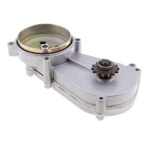 Image 2 - Transmission Gearbox Gear Box for 47CC 49CC 2 Stroke 4 Stroke Engine Clutch Mini Pocket Bike High Performance Aluminum alloy