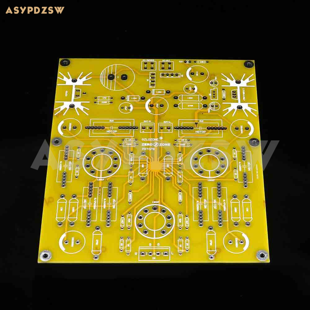 Detail Feedback Questions About Prt07b 12ax7 Vacuum Tube Preamp Circuit Preamplifier Bare Pcb Base On Marantz 7m7 Alibaba Group
