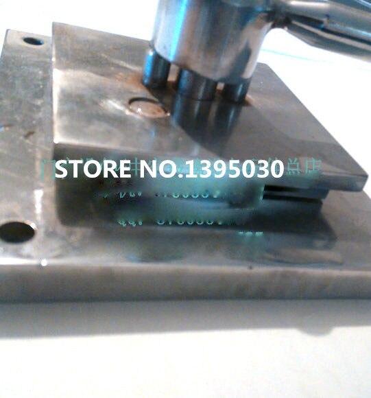 Регулируемый ручной алюминиевый распорный станок для гибки изоляционного стекла производственная линия оборудование для обработки детал... - 3
