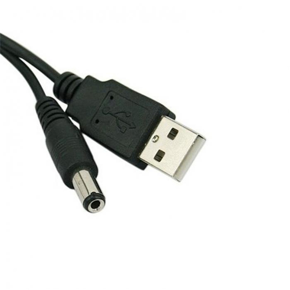 New Promotion 1m Usb Port To 55 X 21mm 5v Dc Barrel Jack Power Wiring Product