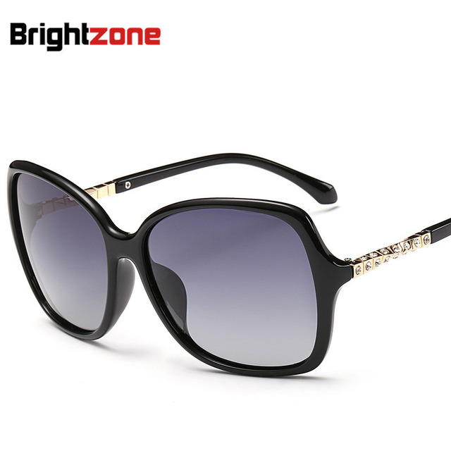 Sunglasses Ma\'am Polarized Light Sunglasses Will Frame Repair Face ...
