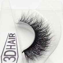 Visofree 3D Mink Eyelashes Upper Lashes 100% Real Mink Strip Eyelashes Handmade Crossing Mink Eye Lashes Extension A09(China)