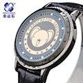 Xingyunshi Top Marca de moda relógio de Pulso Mulheres Relógio de Pulso relógio Digital esporte Vestido Ocasional senhora relógios Relogio feminino