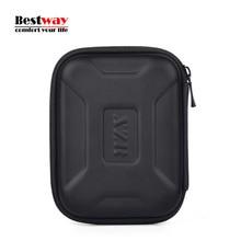 100% Original WD My Passport Ultra Bag 2.5″ HDD Case Shockproof HDD Cover Bag Western Digital WD Portable Organizer Bag Bolsas