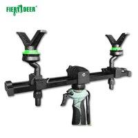 trigger Twopod camera scopes binoculars hunting stick shooting sticks Climbing Sticks gun rest