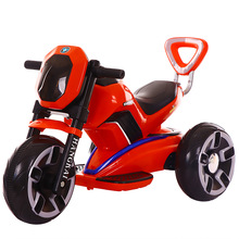 Russia Only Kids Electric Rechargeable Motorcycles Self-driving Mode Toy Car Musical Function