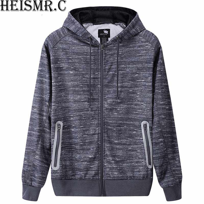 2018 Männer Hoodies Beiläufige Mit Kapuze Sweatshirts Marke Freizeit Jacke Outwear Skateboard Trainingsanzug Hip Hop Streetwear Kleidung Aw199 Modischer (In) Stil;
