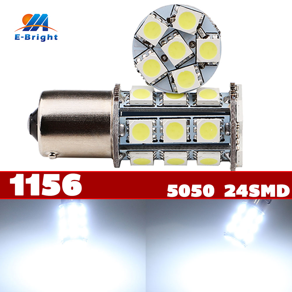 HU 1156 BA15S 13 SMD LED LAMPE AMPOULE BLANCHE PR VOITURE