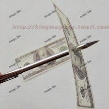Wholesale Pen Penetration Metal Executive magic tricks magic sets magic props close up magic