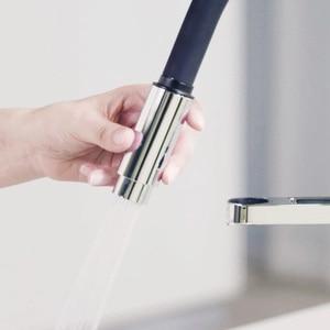 Image 3 - Youpin Dabai U Yue Küche Intelligente Sensor Schalter Wasserhahn 300 Rotierenden Arm Universal Rohr Wasser Küche Stensils