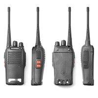 מכשיר הקשר שני Baofeng BF-777s מכשיר הקשר 16CH מעשי שני הדרך רדיו UHF 400-470MHZ רדיו Ham Portable 5W פנס לתכנות CB רדיו (3)