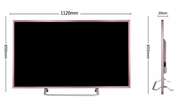 47 55 60 65 70 80 Inch Cctv Monitor Display 3d 3g 4g Touch Screen  Led Lcd Tft Hdmi I5 1080p Televion With Computer Function