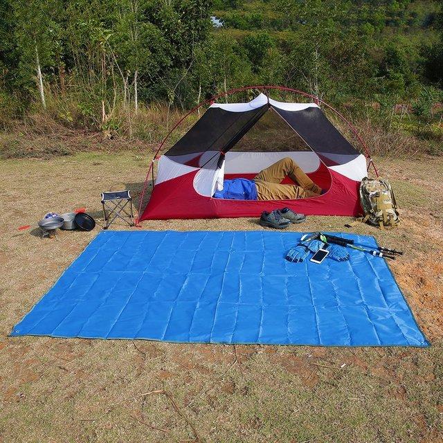 180*220CM Waterproof C&ing Mat C&ing Tarp For Picnics Tent Footprint And Sunshade P20 & Aliexpress.com : Buy 180*220CM Waterproof Camping Mat Camping Tarp ...