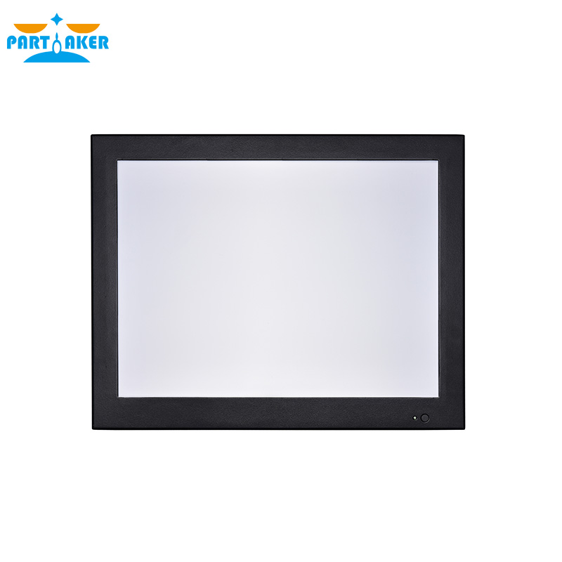 Partaker Z12 Made-In-China 5 Wire Resistive Touch Screen 15 Inch Celeron J1900 All In One Computer With 6*RS232 4G RAM 64G SSD