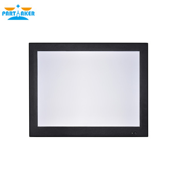 Partaker Z12 Made-In-China 5 Wire Resistive Touch Screen 15 Inch Celeron J1900 All In One Computer with 6*RS232