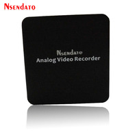 Analog To Digital Video AV Capture Recorder Converter RCA CVBS HDMI Out To MicroSD TF Card