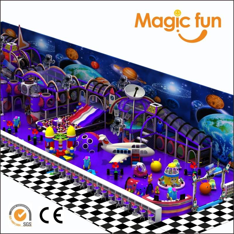 MAGIC FUN Juegos infantiles Kids game sports playground equipment Amusement park Speeltoestel indoor Kids soft playground