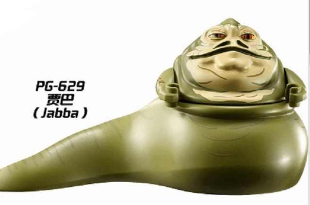 Única Venda Super Heróis Espaciais Legacy Collection Rancor do Jabba Smaug Tauntaun Modelo Blocos de Construção Tijolos Brinquedos para crianças Presente