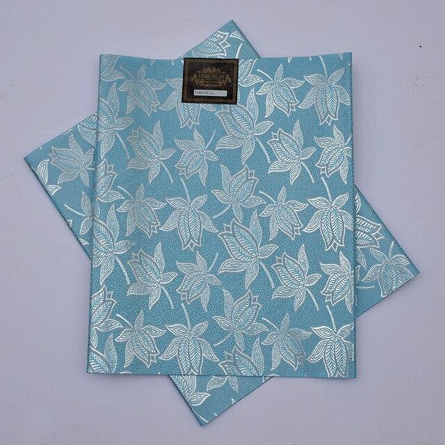 SL-1434, עיצוב החדש, אפריקאי סגו headties, Gele, 2 יח'\סט, באיכות גבוהה, צבעים רבים זמין, שמיים כחול
