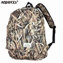 Охотничий камуфляжный рюкзак с деревом и тростником, походная сумка для рыбалки, мягкая внутренняя Водонепроницаемая тактическая сумка