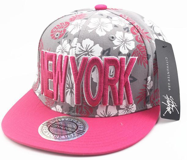 6d9cbe4bef0b8 2016 New Baseball Caps NY Hip Hop Hat Men s Ice Hockcy Sport Team Cap New  York