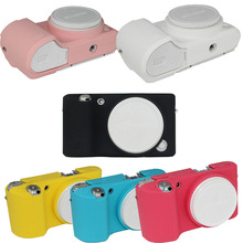 Soft Silicone Rubber Camera Case Protective Body Cover Skin housing For Samsung NX500 camera