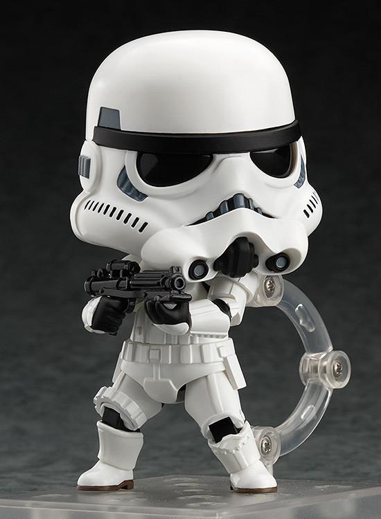 Huong Movie Figure 2 Styles Nendoroid Star Wars Stormtrooper #501 Darth Vader #502 PVC Action Figure Toy Doll Model Collectibles maikii star wars stormtrooper 16gb usb 2 0