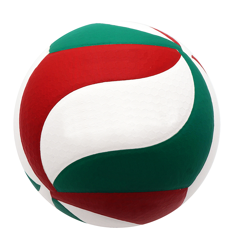 JUNRUI Official Size 5 PU soft touch Volleyball Indoor & Outdoor Training ball Match free gifts net &gas Pins