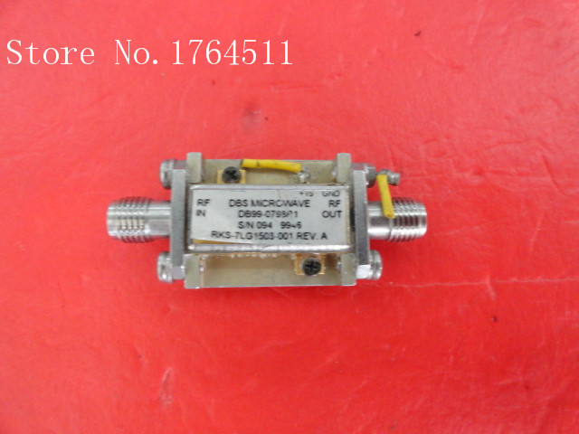 [BELLA] NARDA DB99-0798R1 15V SMA Supply Amplifier