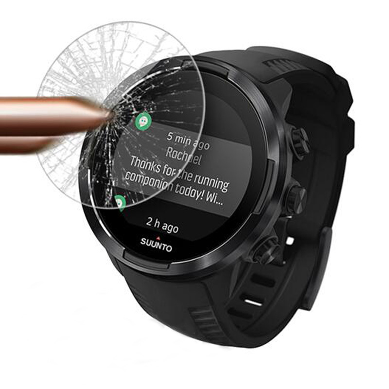 Protective-Film Screen-Protector-Cover Smartwatch-Display Tempered-Glass Baro Suunto9