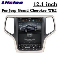 For Jeep Grand Cherokee WK2 2011~2018 NAVI 2G RAM LiisLee Car Multimedia GPS WIFI Audio Radio Navigation MAP Large Screen