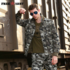 Free Army Brand Mens Winter Jackets Stand Collar Autumn Winter Military Camouflage Mens Jackets And Coats