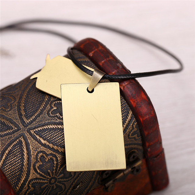 Attack On Titan Shingeki no Kyojin Cosplay Necklac Pendant