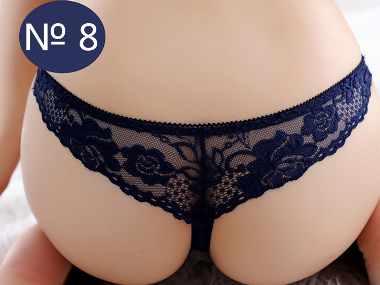 Seamless Underwear, Women's Panties, Thongs Panties, Female G String, Sexy Lace Underwear Lace Panties 11