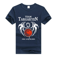 Game Of Thrones Targaryen T Shirt Men Women T Shirt Cotton Tshirt GOT Tee Unisex Clothing